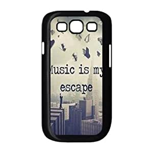 Elegant Piano DIY Cover Case for Samsung Galaxy S3 I9300 LMc-82467 at LaiMc