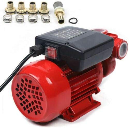 fuel oil barrel oil pump 2400 L//H 370W 220V Oil Suction Pump 370W Transfer Diesel Fuel Pump for Car//Motorbike//Vehicle 40L//min