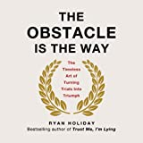 Bargain Audio Book - The Obstacle Is the Way  The Timeless Art