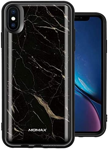 MOMAX Q.Power Pack iPhone XS MAX Wireless Battery Case: Amazon.es: Electrónica