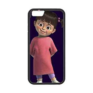 Monsters Inc Mary Gibbs iPhone 6 Plus 5.5 Inch Cell Phone Case Black 8You330258