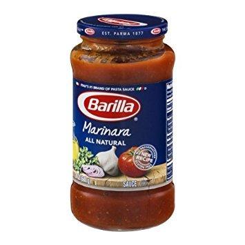 Barilla Marinara All Natural Pasta Sauce 24 oz