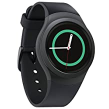 Samsung Gear S2 Smartwatch for Android Phones-Dark Gray