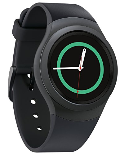Price comparison product image Samsung Gear S2 Smartwatch - Dark Gray