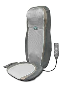 HoMedics Gel Shiatsu 2in1 Back & Shoulder Massager with Technogel