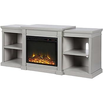 Amazon Com Ameriwood Home 1767296com Manchester Fireplace