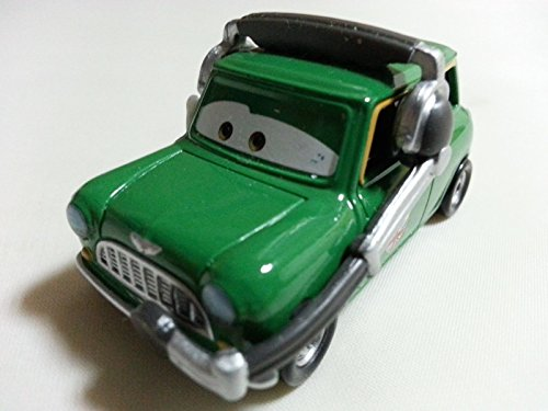 Car Toys Pixar 1:55 Scale Diecast Chief Austin Littleton Metal Toy and Car Collectors