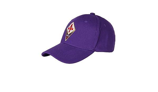 Le Coq Sportif Fiorentina Corporate Cap 2015/16 (Morado): Amazon ...