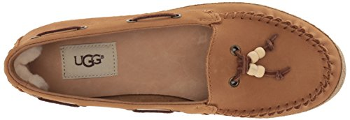 Uggs Suzette Chestnut Womens Boat Shoes
