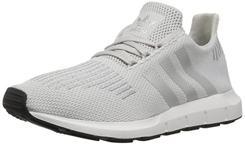 adidas Originals Women's Swift Run W, Grey/Silver Metallic/White, 6 M US by adidas Originals