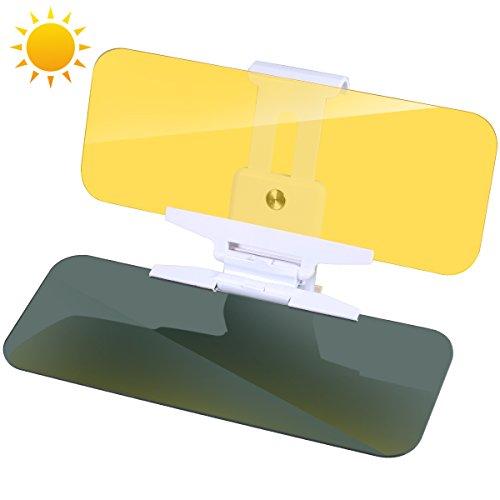 Price comparison product image Tabpole 2in1 Car Sun Visor Extension Windshield Visor Eye Protector Anti-UV Anti-Dazzle Anti-Glare