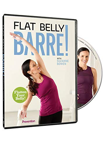 Prevention Flat Belly Barre with Suzanne Bowen