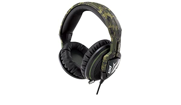 6fbd42b22f3 Amazon.com  Asus ECHELON Forest Gaming Headset with Retractable Noise  Filtering Mic (PC