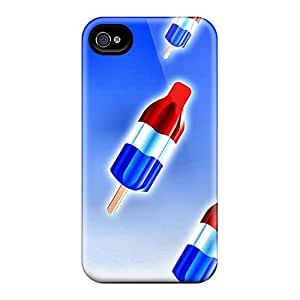 Shock-dirt Proof Popsicle Case Cover For Iphone 4/4s