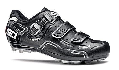 Sidi MTB Buvel Fahrradschuhe Herren black/black Größe 47 2017 Mountainbike-Schuhe