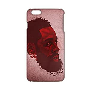 HUNTERS James Harden 3D Phone Case and Cover for Iphone 6