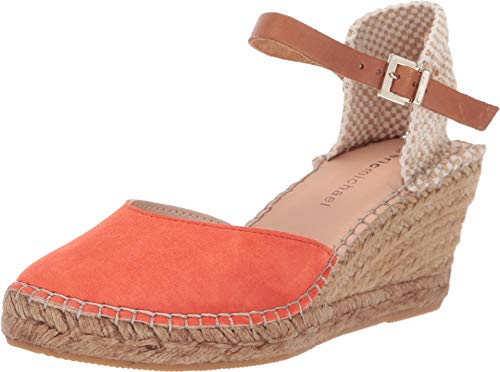 Eric Michael Women's Evie Orange 37 M EU