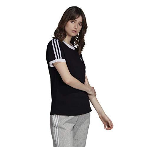 adidas Originals Women's 3 Stripes T-Shirt 6