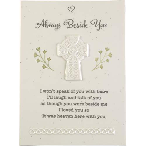 Precious Moments Irish Prayer Plaque 191483, One Size, Multi ()