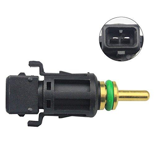 Test Coolant Temperature Sensor (Folconroad OEM 13621433077 Coolant Temperature Sensor in Lower Radiator Hose For BMW E87 E81 3er E46 E90 E91 5er E39 E60 F10)