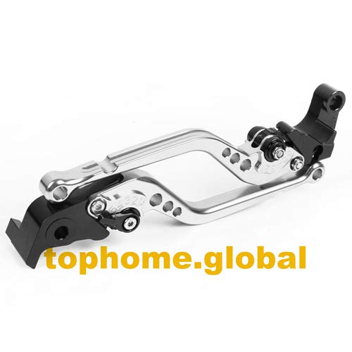 2000 Mille - Agatha Stores - For Aprilia RSV MILLE/R 1999-2003 Short/Long Clutch Brake Levers CNC Adjustable 2002 2001 2000