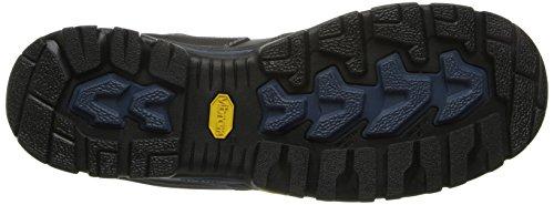 Danner Mens Vicieuze 4.5 Inch Nmt Werkschoen Zwart / Blauw