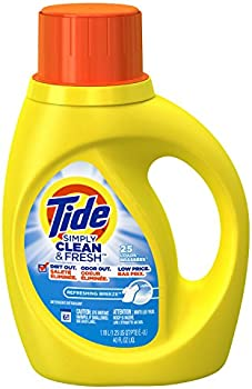 Tide 40-fl oz Refreshing Breeze Laundry Detergent
