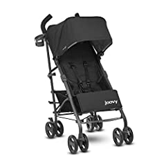 The new Joovy Groove Ultralight Umbrella Stroller is newborn ready. The new seat has a deeper recline and a bassinet mode to accommodate newborns and children up to 55 lbs. The Groove Ultralight features a new soft brushed fabric that is wate...