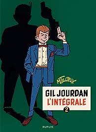 Gil Jourdan - Intégrale 02 par Maurice Tillieux