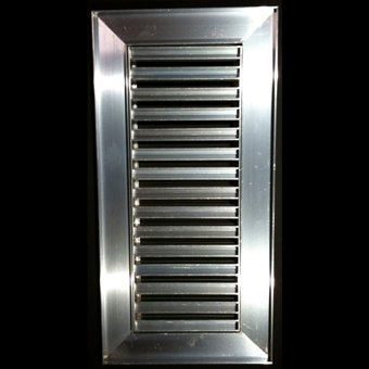 4inx10in-1/2in thick Chameleon Vent Register
