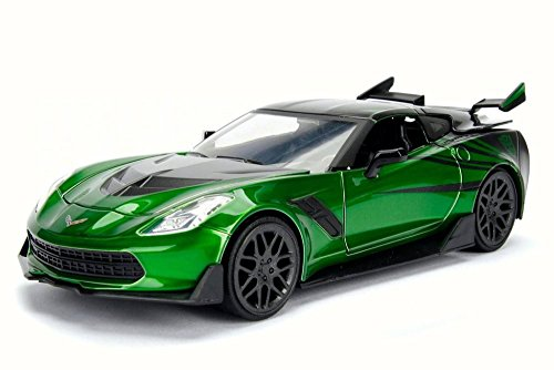 Metals Transformers Chevy Corvette Crosshairs Diecast Vehicle from Metals