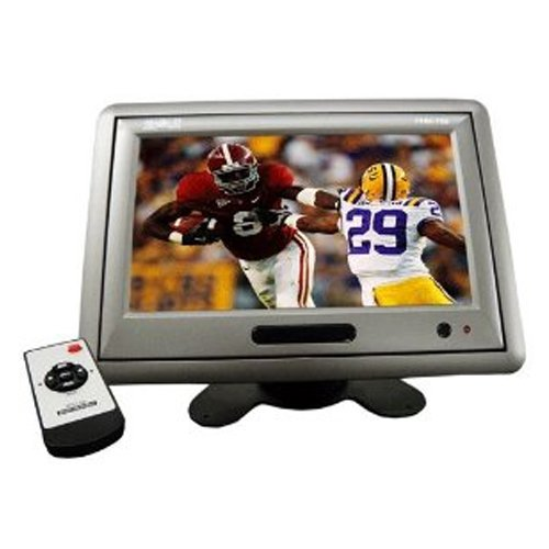 Absolute PHM709G 7-Inch TFT-LCD Monitor for Headrest ,Visor, or Stand Alone Installation with Remote