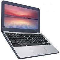 "ASUS C202SA-GJ0065 Rugged Education Chromebook 11.6"" Anti-Glare Intel Celeron N3060 2GB 16GB eMMC NO-DVD ChromeOS 1yr Warranty - BYOD - Light Weight, 1.2kg, Long Life Battery"