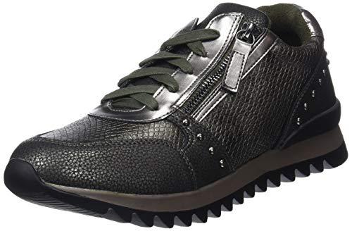 Bass3d Vert Kaki Basses Sneakers 41599 kaki Femme SxS7Zwq