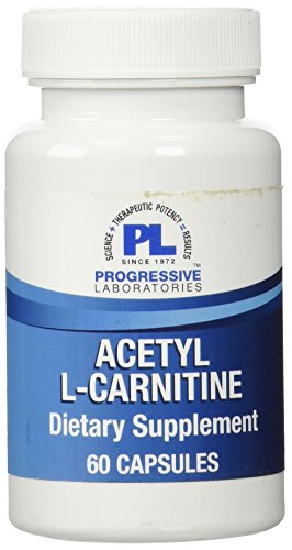 Acetyl L Carnitine 500 mg 60 Capsules