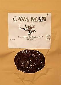 Sweepstakes: CAVA MAN Pure Beef Jerky