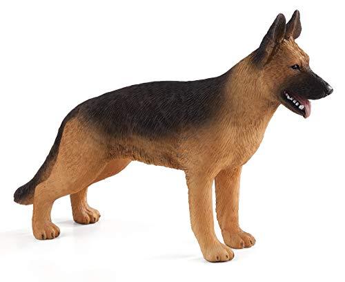 MOJO German Shepherd Toy Figure (German Shepherd Cake Topper)