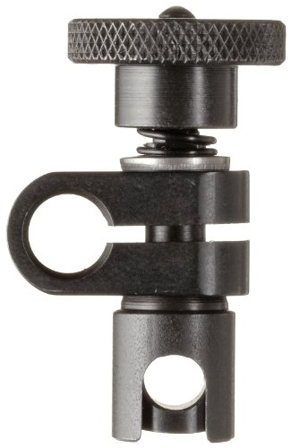 Brown & Sharpe 599-7739-1 Sliding Swivel with Spring-Loaded Clamp, 0.312