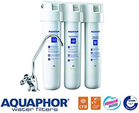 Sistema purificador de agua de cristal AQUAPHOR, Sistema de filtro ...