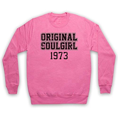 Rosa 1973 Soulgirl Adultos Sudadera Soul Northern Original YfORH8WY