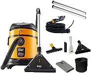 Extratora de Sujeira WAP HOME CLEANER 20L 1600W Máquina para Limpeza de Pisos Tapetes Carpetes Sofás Estofados