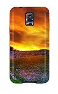 Awesome Case Cover Compatible With Galaxy S5 - Path