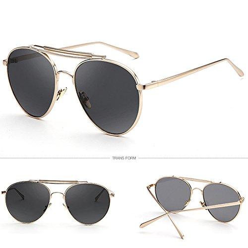 soleil de protection Couleur de de solaire définition de 01 Lunettes haute lunettes protection 02 Lunettes à polarisées mode extérieures ZHIRONG à A0qxE1Ua