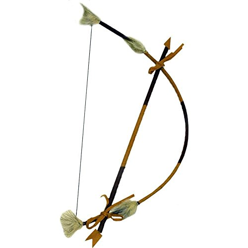 [Forum Novelties Native American Bow and Arrow Set-Standard] (Male Indian Costumes)