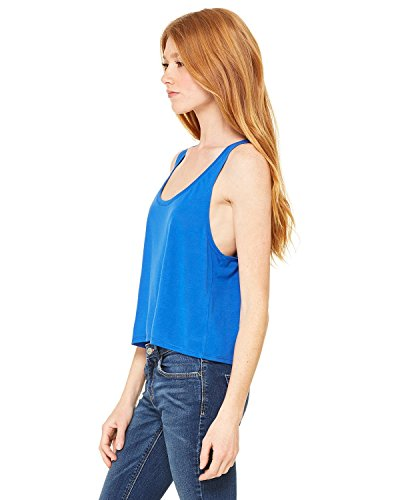 Bella + Canvas Ladies Flowy Boxy Tank