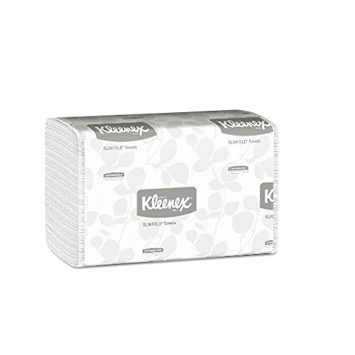 Kimberly-Clark Professional Slimfold Paper Towels, 90 Sheets/Pack, 24 Packs/Carton, For MOD 34830 & SlimFold 06904