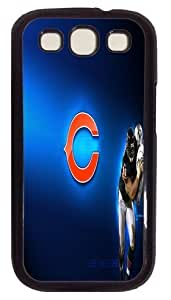 Chicago Bears Back Protection Case for Samsung Galaxy S3 I9300 - Chicago Bears case for Samsung Galaxy S3 I9300