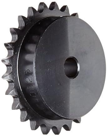 50B8 Roller Chain Sprocket 5//8 Inch Bore