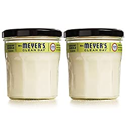 Mrs. Meyer's Clean Day Scented Soy Candle, Lemon