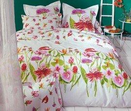 Paraíso conjunto funda nórdica de 140 x 200 + 1 funda de almohada 65 x 65: Amazon.es: Hogar